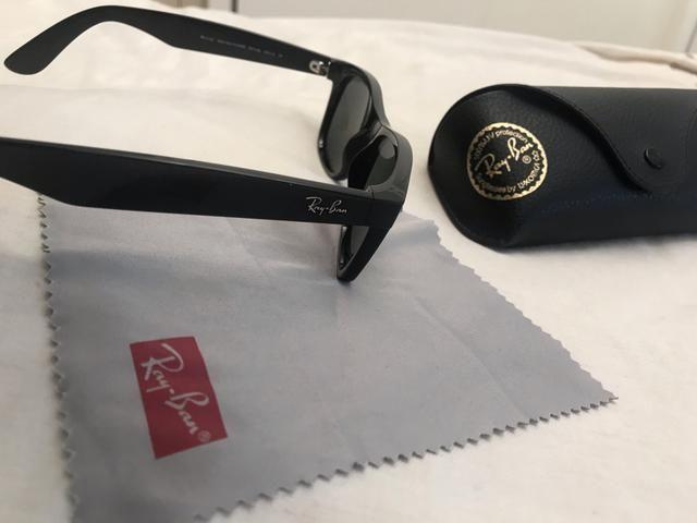 88a5692733098 Óculos Ray Ban original com capa e garantia - Bijouterias, relógios ...