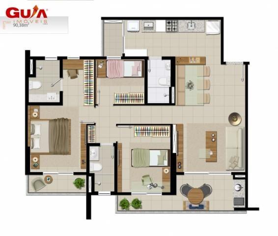 Apartamento novo no bairro Guararapes - Foto 13