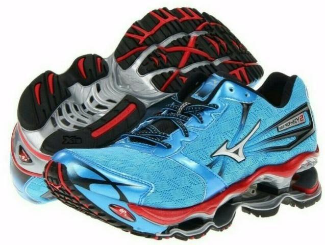 Tênis Mizuno Wave Prophecy 2 189 - Roupas e calçados - Centro ... 22a11b75b2890