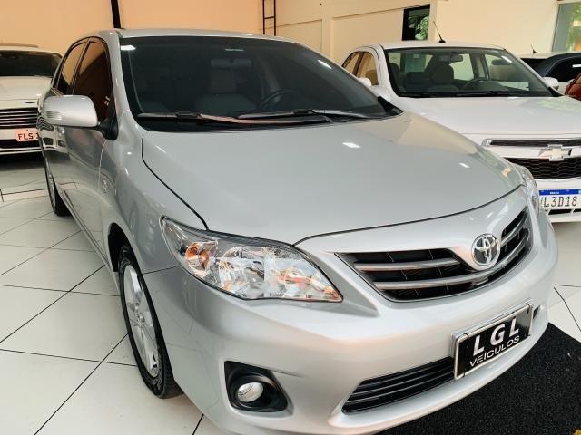 Corolla Sedan 2.0 Dual VVT-i XEI (aut)(flex) 2013