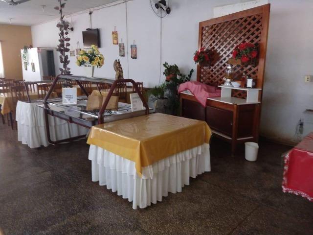 Restaurante/lanchonete/churrascaria Jangadao -MT oportunidade preço baixo