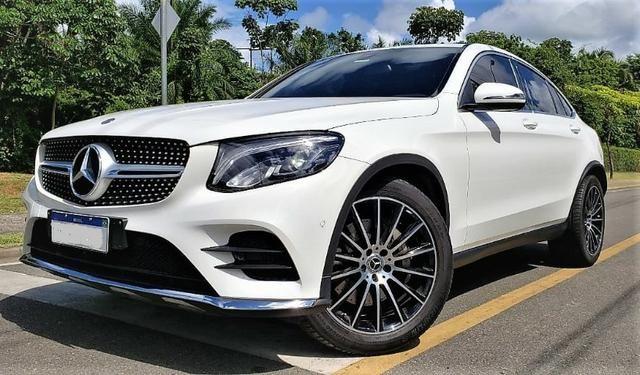 Mercedes-benz Glc Coupê 2018/2018, novíssimo, com apenas 10.000 km! Oportunidade!