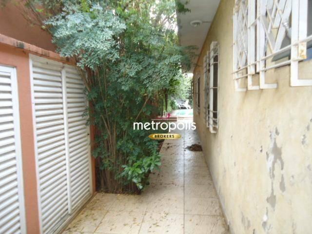 Casa para alugar, 500 m² por r$ 8.500,00/mês - barcelona - são caetano do sul/sp - Foto 19