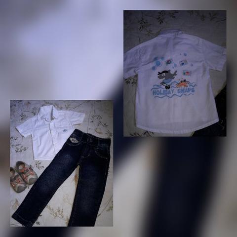 d8a4a5b61 Lote de bebê menino - Artigos infantis - Cj Res G Branco, São José ...
