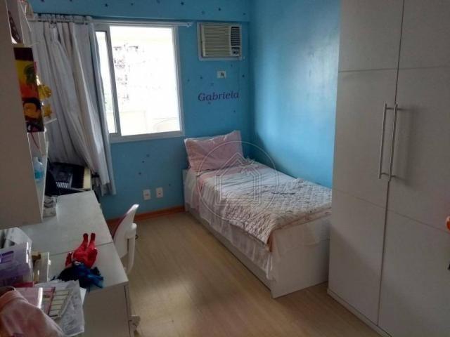 Apartamento com 3 dormitórios à venda, 94 m² por r$ 695.000,00 - grajaú - rio de janeiro/r - Foto 8