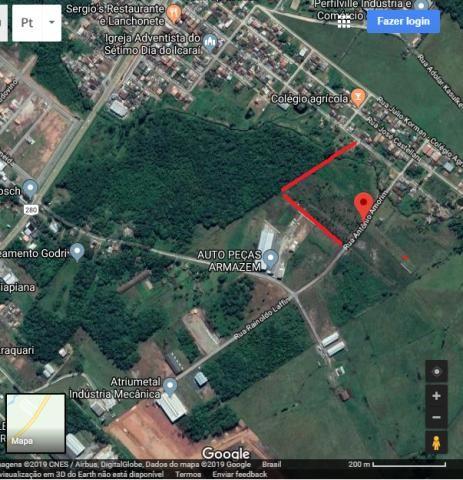 Terreno para alugar com 0 dormitórios em Porto grande, Araquari cod:L40410