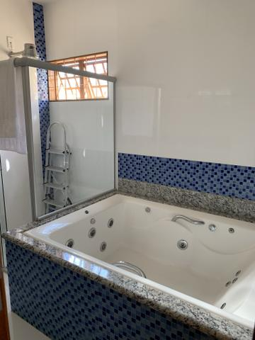 Linda casa de 3 qts, suite em lote de 525 mts em Sobradinho I - Foto 8
