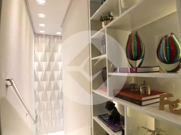 Apartamento duplex no LandScape no Parque Flamboyant com 4 quartos no Jardim Goiás - Foto 18