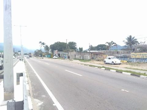 Galpão para venda no porto novo de frente para a rodovia que ligacaraguá/são sebastião sen - Foto 5