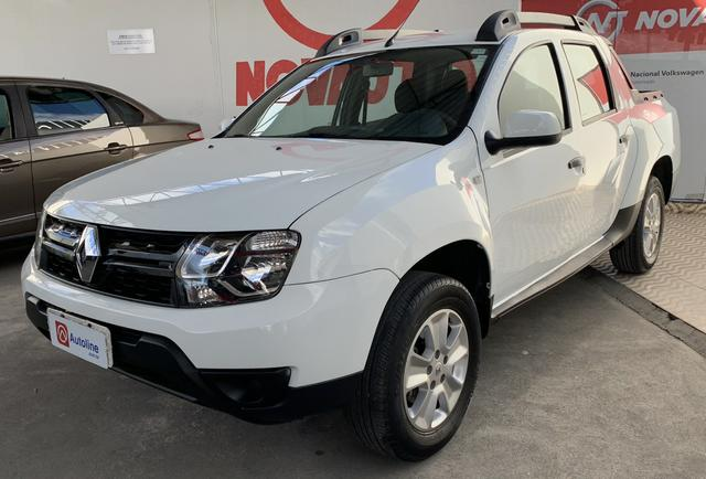 Renault duster oroch expression ano 2016/2016 - Foto 2