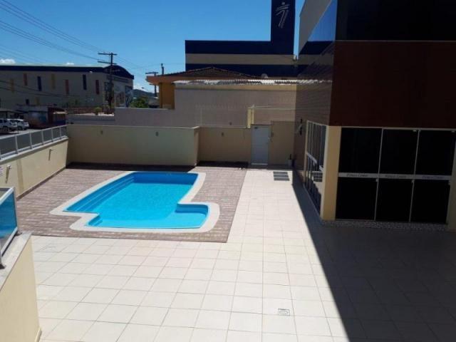 Apartamento residencial à venda, costeira do pirajubaé, florianópolis. - Foto 11