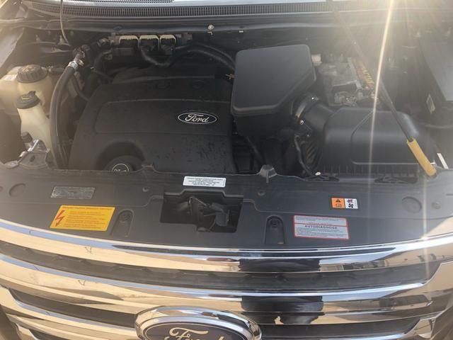 Motor Ford Edge