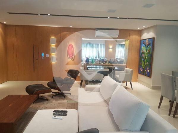 Apartamento Genialle Flamboyant 3 quartos no Jardim Goiás em Goiânia