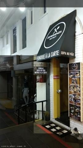 Sala comercial na Rua Coberta em Gramado