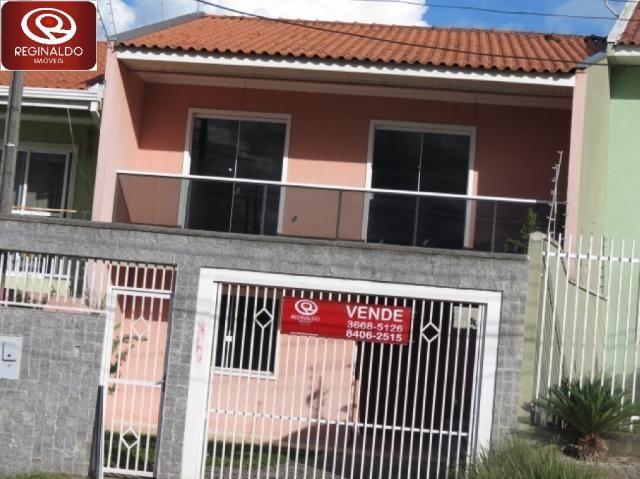 Casa à venda com 3 dormitórios em Jardim claudia, Pinhais cod:13160.20 - Foto 2