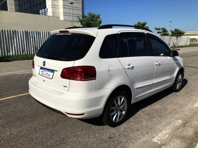 Volkswagen SpaceFox Comfortline MSI, Top de linha! - Foto 6