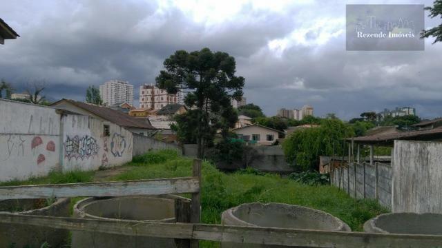 T- TE002-Terreno ZR4 à venda Capão Raso- Curitiba - Foto 2