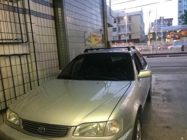 Rack bagageiro Toyota Corolla até 2002 - Foto 2