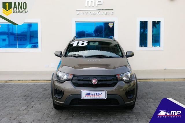 FIAT MOBI 1.0 8V EVO FLEX WAY ON MANUAL 2018 - Foto 2