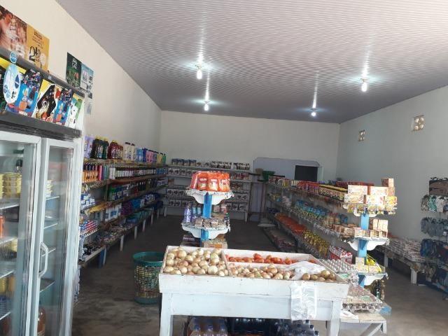 Vendo mercado e casa em São João da baliza - Foto 10