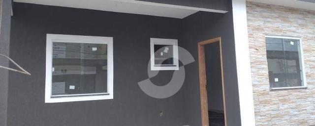 Casa com 2 dormitórios à venda, 62 m² por R$ 215.000,00 - Itaipuaçu - Maricá/RJ - Foto 7