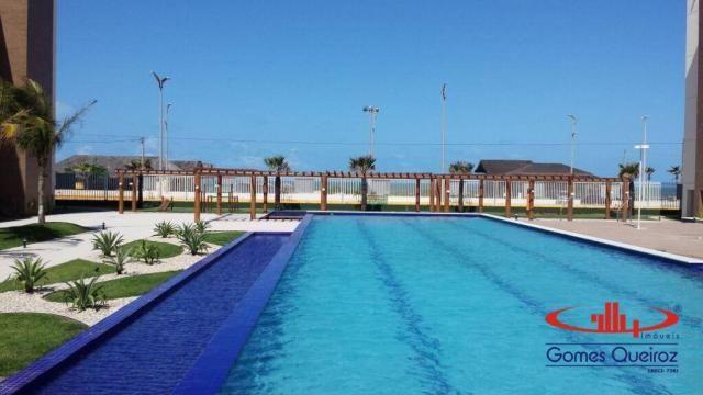 Apartamento no VG FUN com 1 dormitório à venda, 37 m² por R$ 295.000 - Praia do Futuro - F - Foto 6