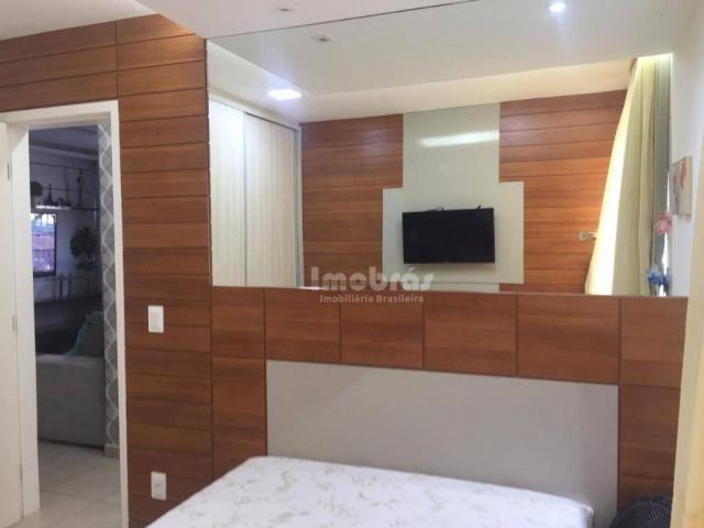 Apartamento com 3 dormitórios à venda, 65 m² por R$ 275.000,00 - Cambeba - Fortaleza/CE - Foto 17