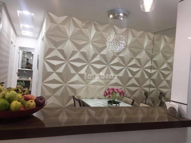 Apartamento com 3 dormitórios à venda, 65 m² por R$ 275.000,00 - Cambeba - Fortaleza/CE - Foto 11