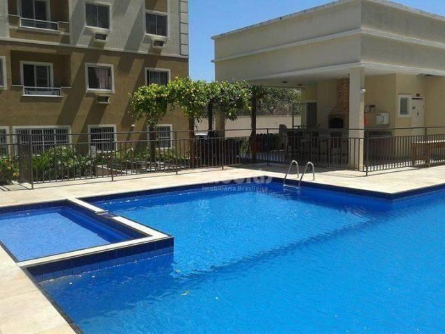 Apartamento com 3 dormitórios à venda, 65 m² por R$ 275.000,00 - Cambeba - Fortaleza/CE - Foto 3