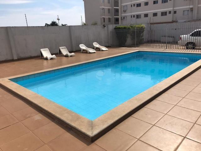 Apartamento à venda com 3 dormitórios em Monte castelo, Campo grande cod:BR3AP11253 - Foto 16