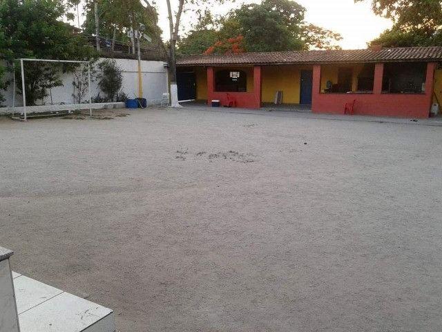 Aluguel salão de festas Sítio Pinheiro 600,00 atrás Motel Chanceller Laranjal - Foto 9
