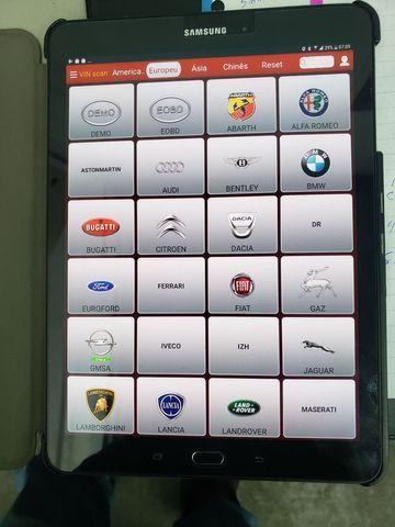 Scanner bluetooth icarscan todas montadoras, funções especiais  - Foto 5