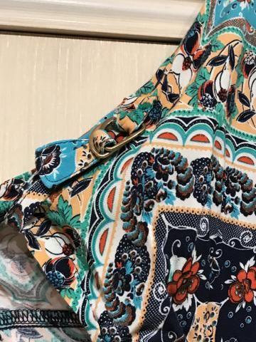 Blusa estampada - Foto 2