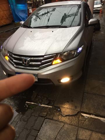 Honda city LX 1.5 automático. IpvA pago - Foto 14