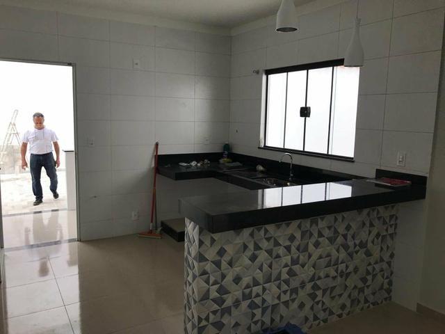 Casa 3 quartos - 2 suítes - Bairro Novo Horizonte - Varginha MG - Foto 12