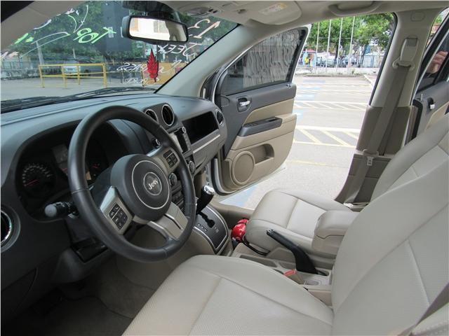 Jeep Compass 2.0 sport 4x2 16v gasolina 4p automático - Foto 9