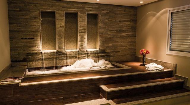 Apartamento Duplex 142m2 3Q st Oeste/lindo/vista perfeita/25a/aceita permuta menor Valor - Foto 10