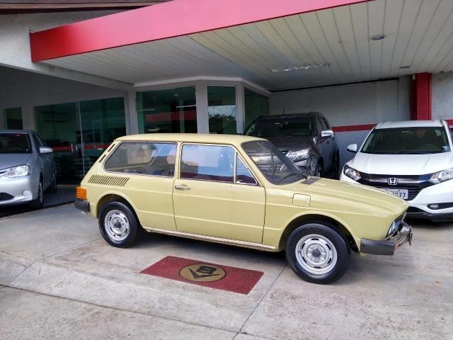 VW - volkswagen brasilia 1600