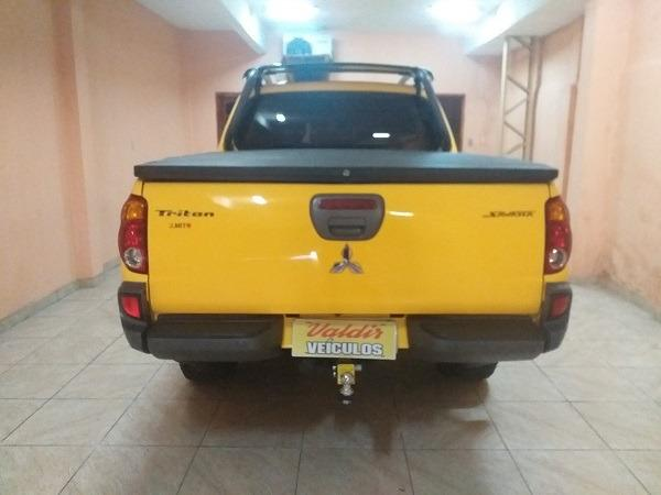 Mmc/ L200 Triton Savana 3.2 4x4 Automática Diesel 2017 Único Dono! - Foto 11