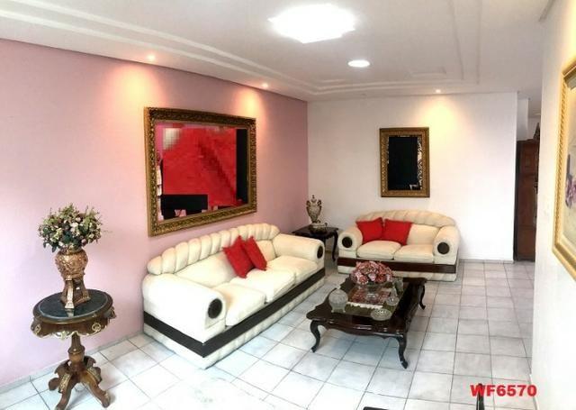 Casa duplex bairro Parquelândia, 5 quartos, 3 vagas, reformada, projetada, - Foto 4