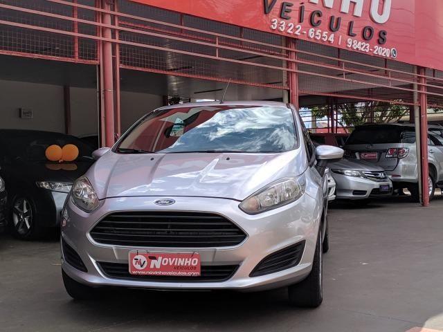 Ford/New Fiesta Hatch 1.5 S 13/14 - Foto 8