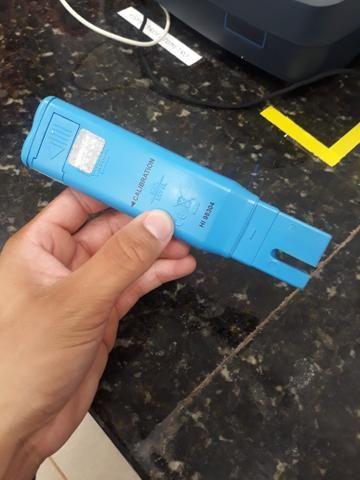 Condutivimetro de bolso Hanna mS/cm - Foto 5