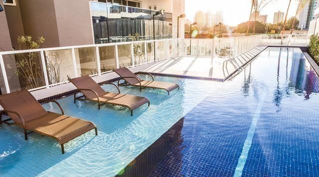 Apartamento Duplex 142m2 3Q st Oeste/lindo/vista perfeita/25a/aceita permuta menor Valor - Foto 14