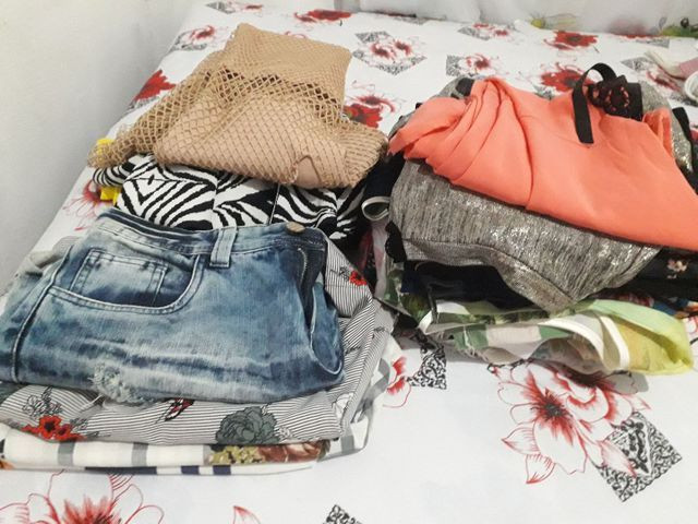 Vendo lote de roupas - Foto 6