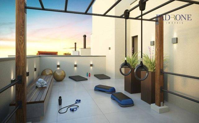 Apartamentos de 2 quartos a partir de 28m² à venda - Ecoville - Curitiba - Foto 7