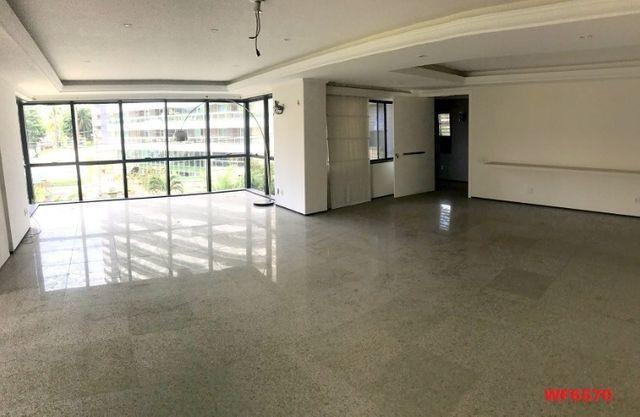 Edifício Búzius, apartamento com 4 quartos, gabinete, estar íntimo, 4 vagas - Foto 4