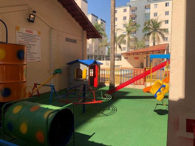 Residencial Parque Oeste - Apartamento 3 quartos sendo uma suíte - Foto 8