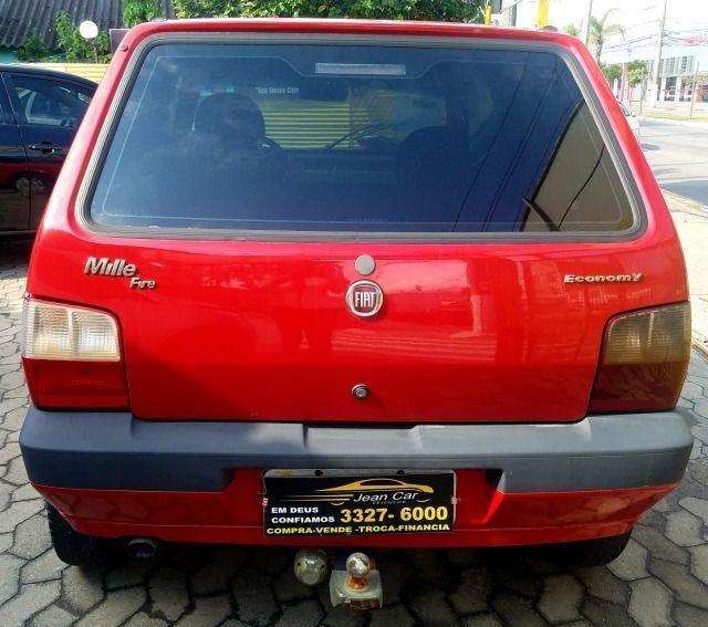 Fiat Uno Mille Economy 1.0, 2 portas. Bom e barato. Confira! - Foto 5