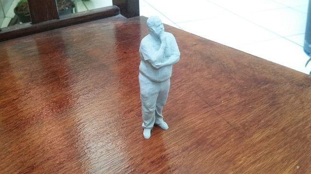 Miniaturas em 3D para Diorama - Foto 3