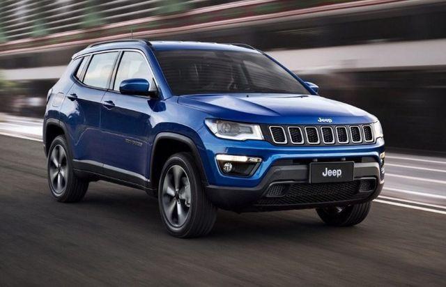 Jeep Compass Limited flex 2022